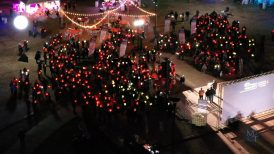 McAfee & Taft attorneys and staff'Light The Night' in OKC and Tulsa