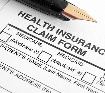 claim form