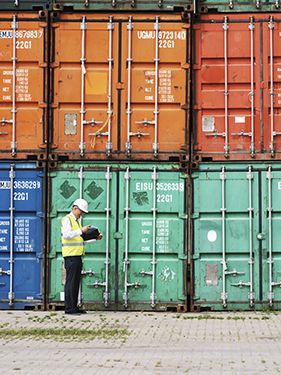 Container Inspector