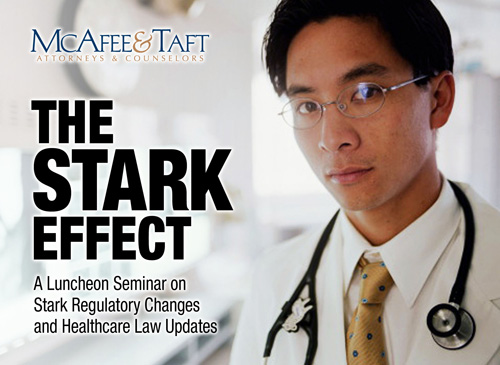 The Stark Effect - Healthcare Luncheon Seminar