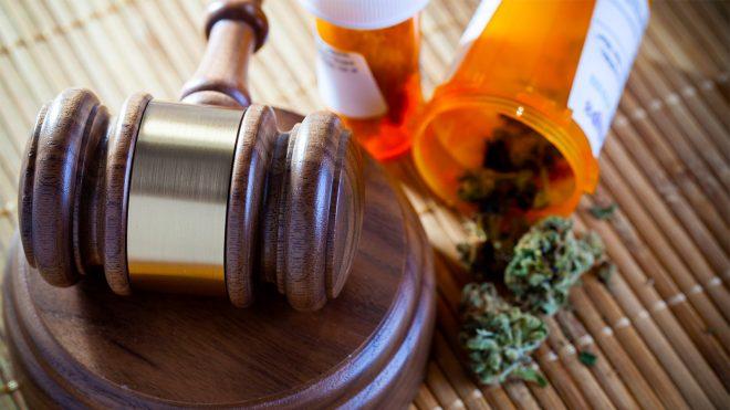 medical marijuana business litigation