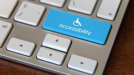 website accessibility compliance with ADA