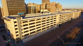 Santa Fe Parking Garage, Downtown Oklahoma City