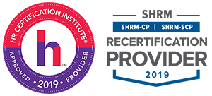 HRCI SHRM Recertification provider 2019