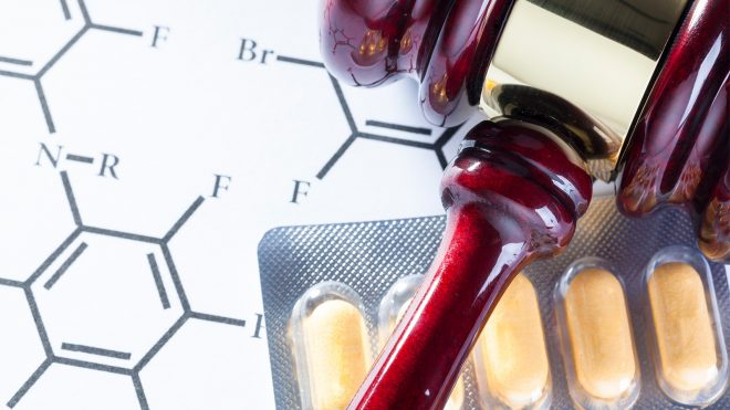 drug patent case