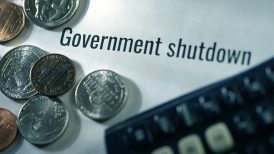 government shutdown hardship distributions