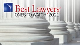 The Best Lawyers in America: Ones to Watch 2021