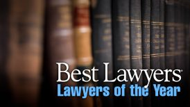 Best Lawyers' 2022 'Lawyers of the Year'