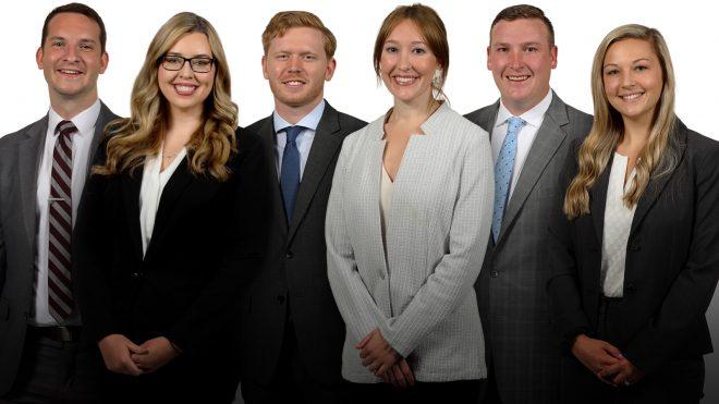 Six 2021 law school honors graduates join McAfee & Taft