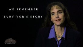 We Remember: Survivor's Story — Melissa McLawhorn Houston