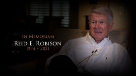 In Memoriam: Reid Robinson Tribute