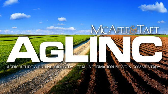 McAfee & Taft AgLINC