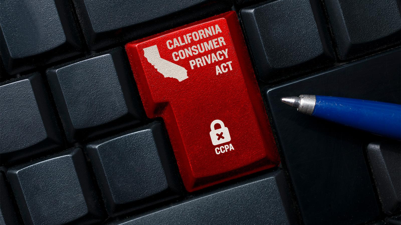 CCPA deadline looms