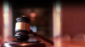 Court gavel - Court decision