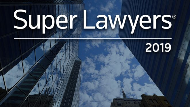 Oklahoma Super Lawyers 2019