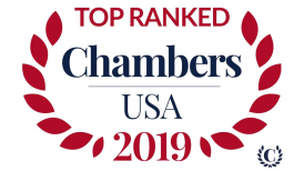 Top Ranked Chambers USA 2019