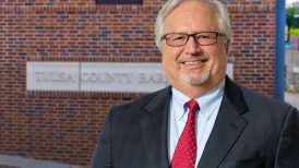 Tulsa County Bar Association 2019 Outstanding Senior Lawyer Award