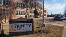 Trinity School moves in to historic Oklahoma City school building