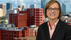 Healthcare Industry Experience Inside and Out: Patricia Rogers