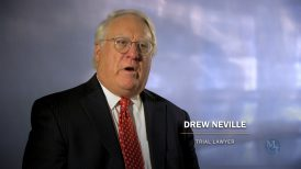 Drew Neville: Quality and Character