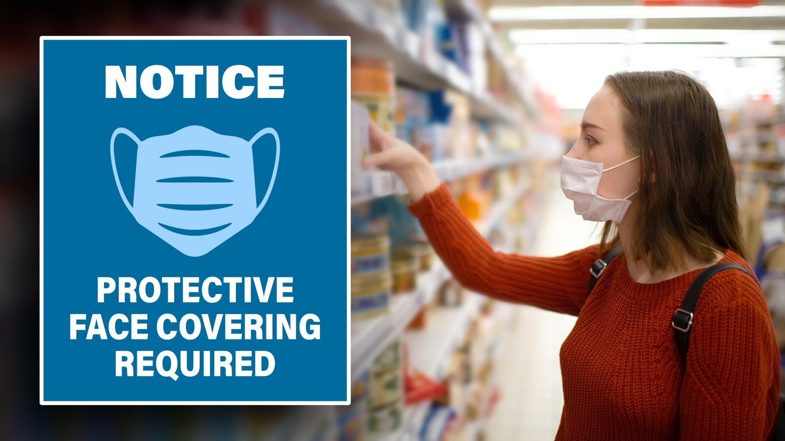 Oklahoma City emergency ordinance - face mask mandate