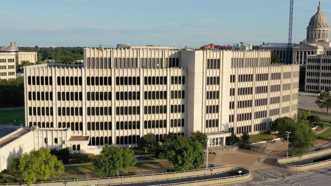 Oklahoma Tax Commission headquarters