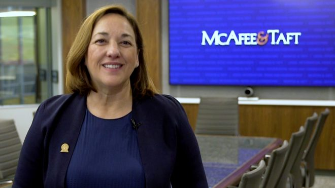 McAfee & Taft, Susan Shields top-ranked by Chambers High Net Worth 2021