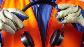 OSHA headphones