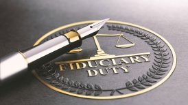 Fiduciary duty badge