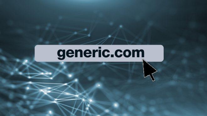 generic dot com