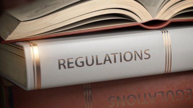 Regulations textbook