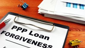 Loan forgiveness application paper