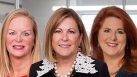 Mary Quinn Cooper, Kathy Neal, Rachel Blue